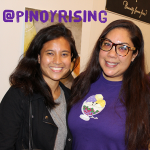 pinoy rising halo halo shirt tshirt filipino food long beach festival