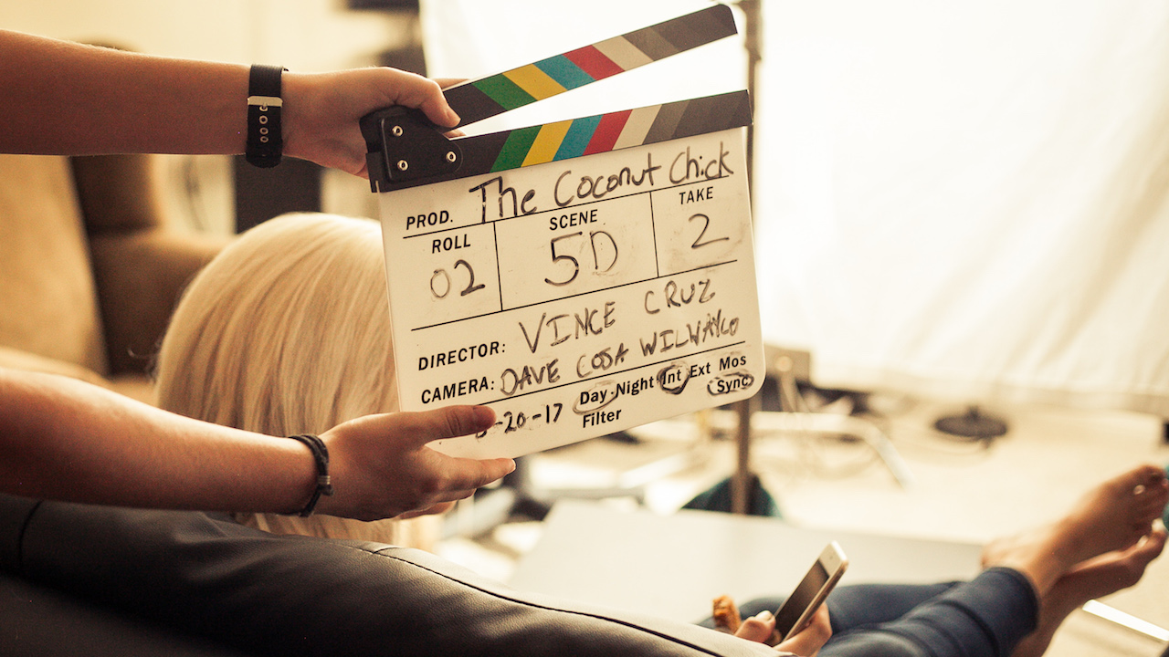 slate BTS coconut chick