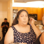 mary grant makeup coconut chick BTS