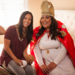 meriden villanueva mary grant coconut chick BTS fairy godmother santo niño